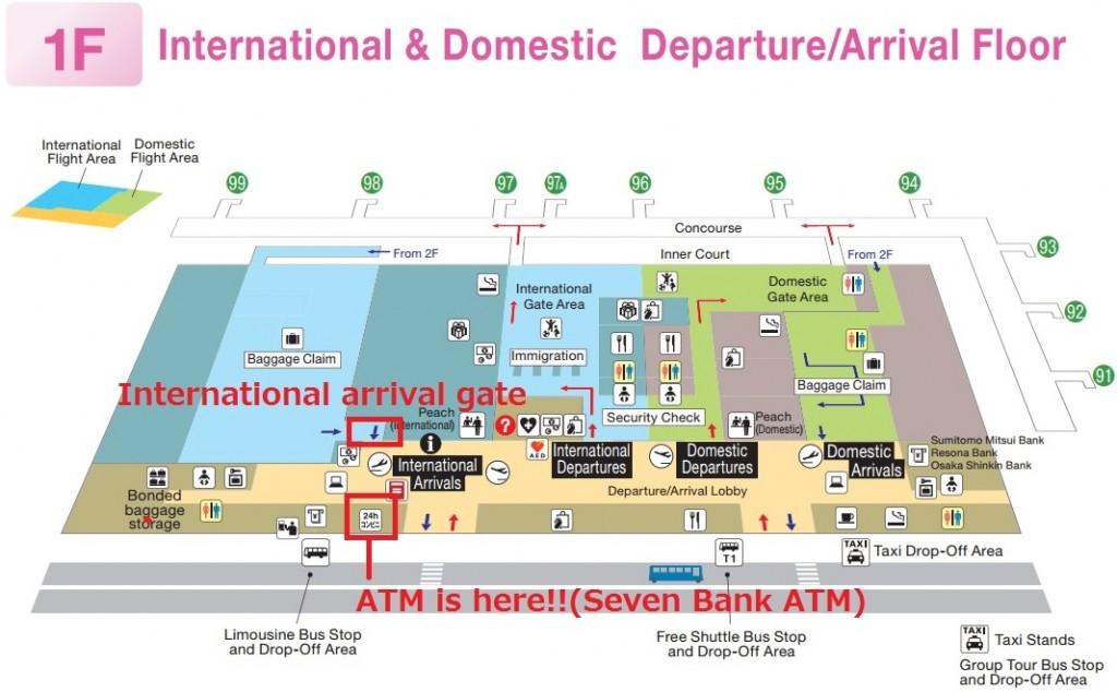 terminal2 map