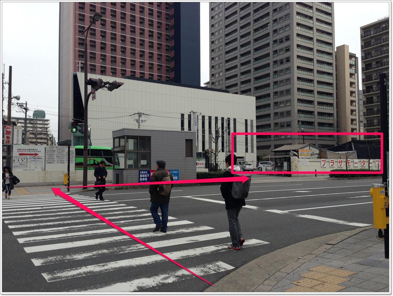 Osaka Station Map – Finding Your Way – Osaka Station