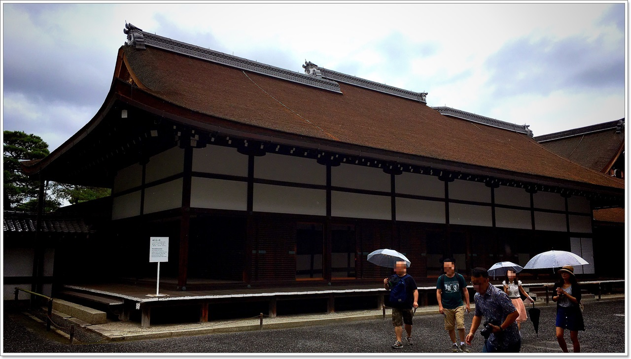 Lets go to Kyoto Imperial Palace & Sento Imperial Palace in one day!