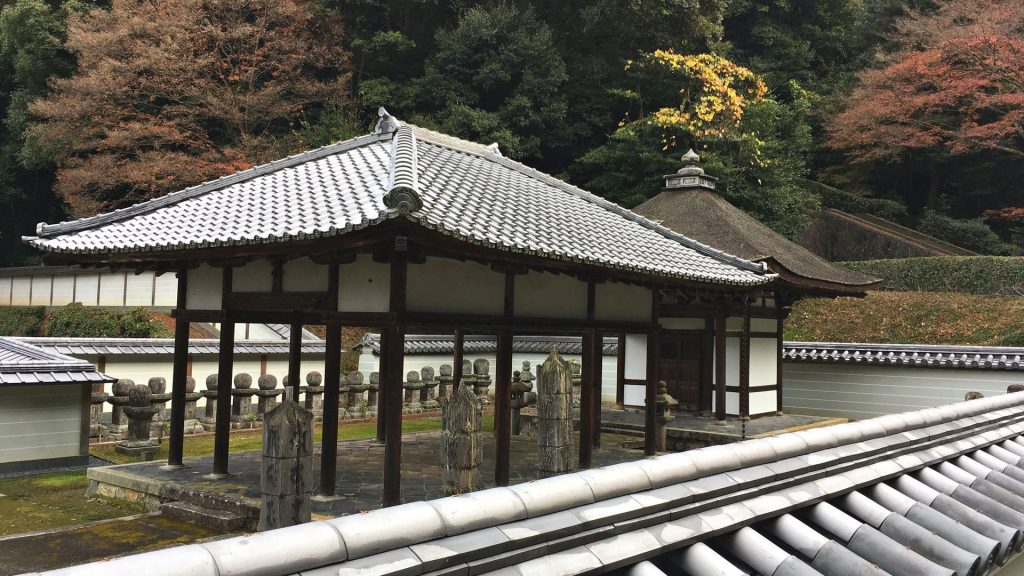 泉涌寺-開山堂