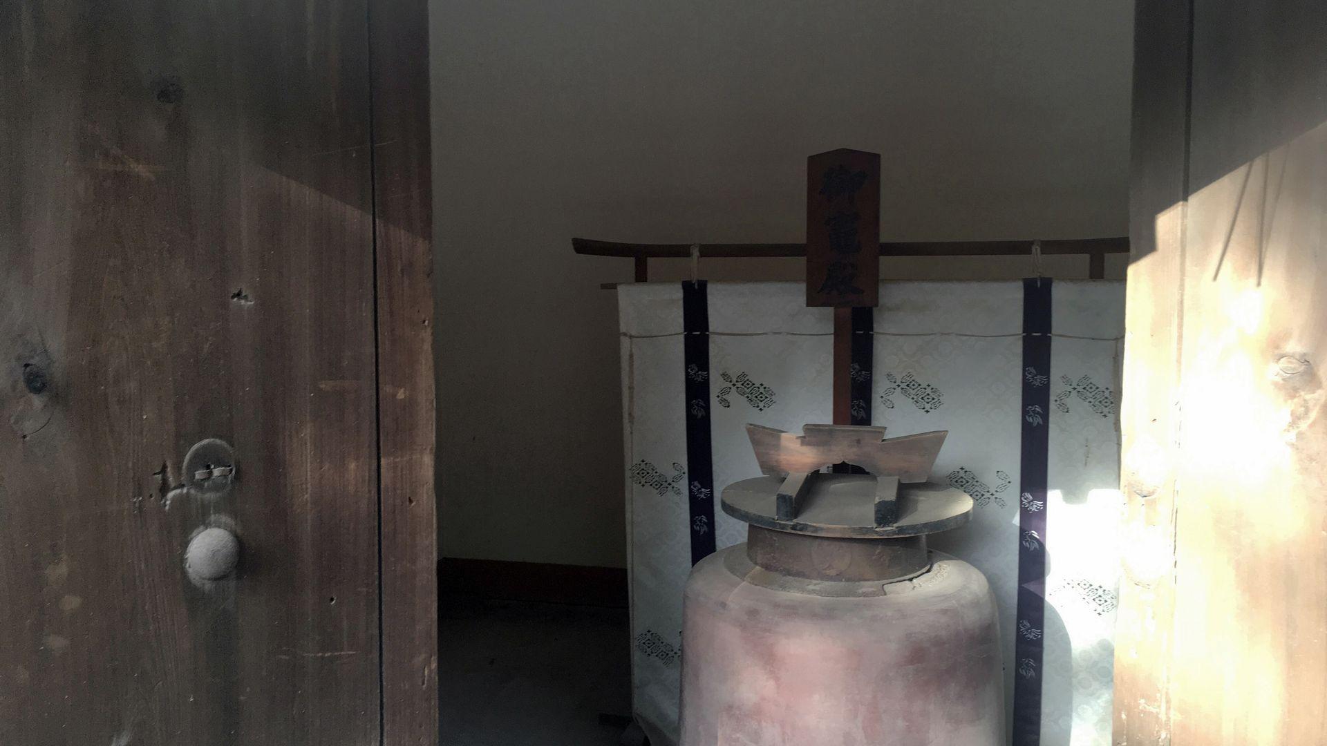 石清水八幡宮の竈神殿02
