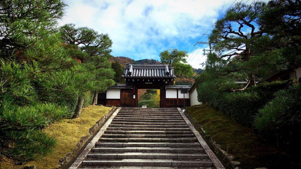 霊鑑寺-表門