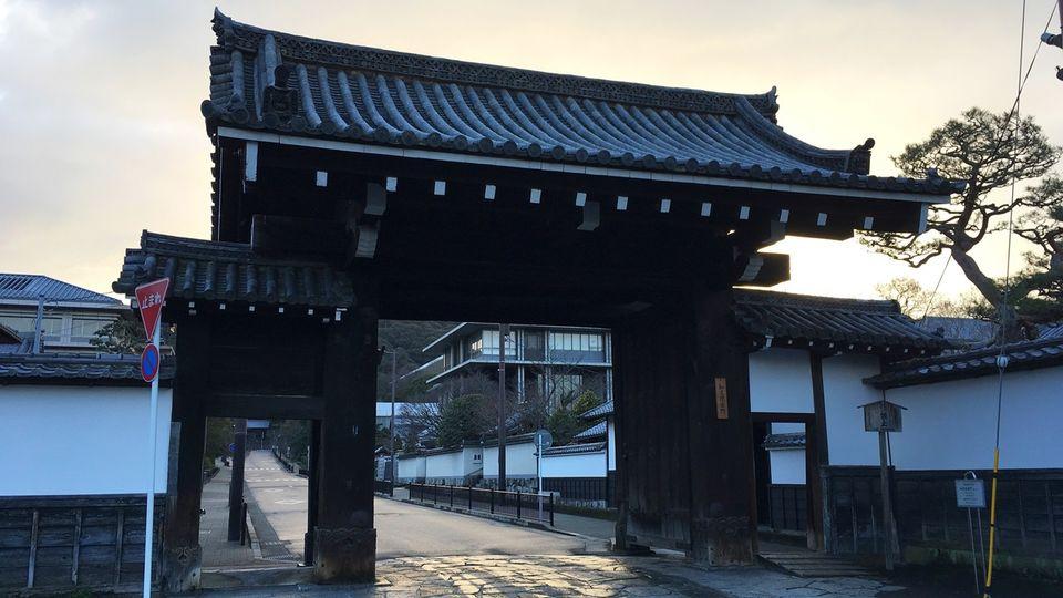 知恩院の古門