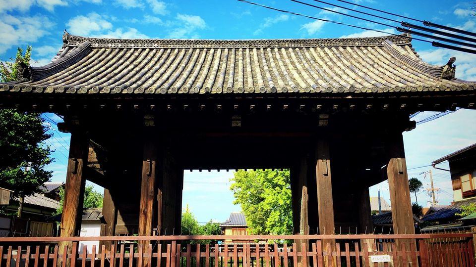 高台寺の表門