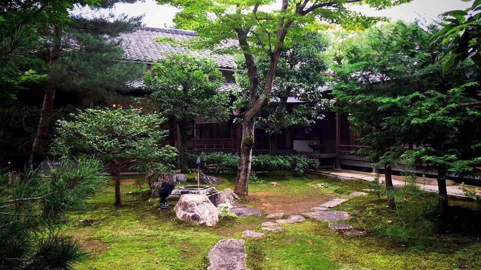 高台寺の書院