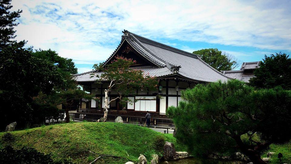 高台寺の方丈