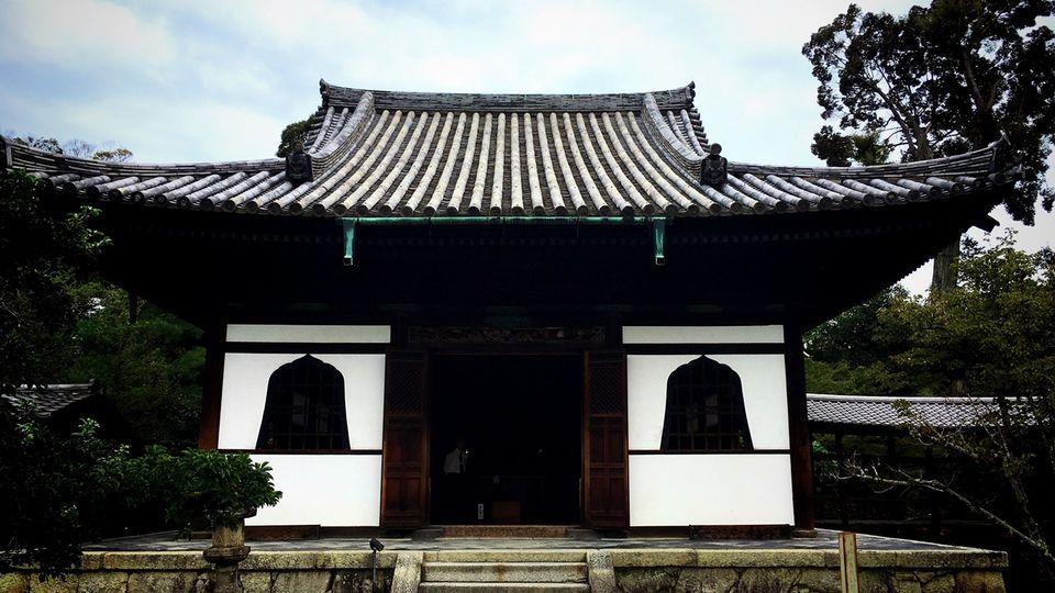 高台寺の開山堂