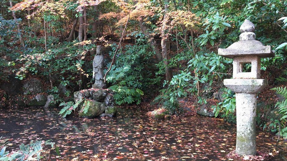 Gyoran Kannon of Shoji-ji