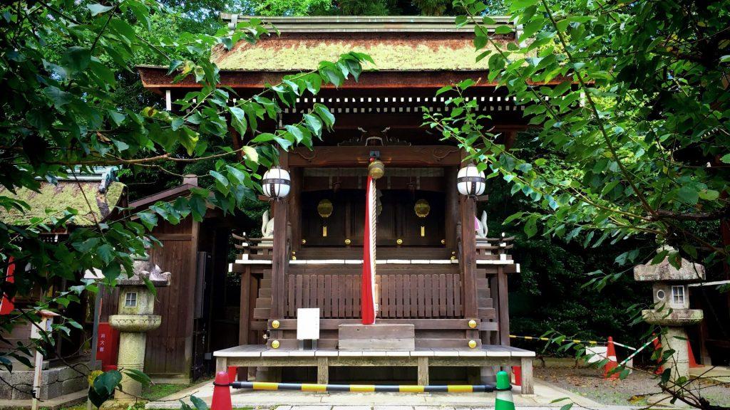 北野天満宮- 稲荷神社