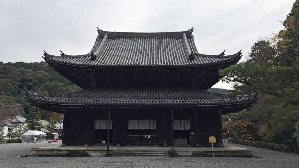 泉涌寺-仏殿(重要文化財)