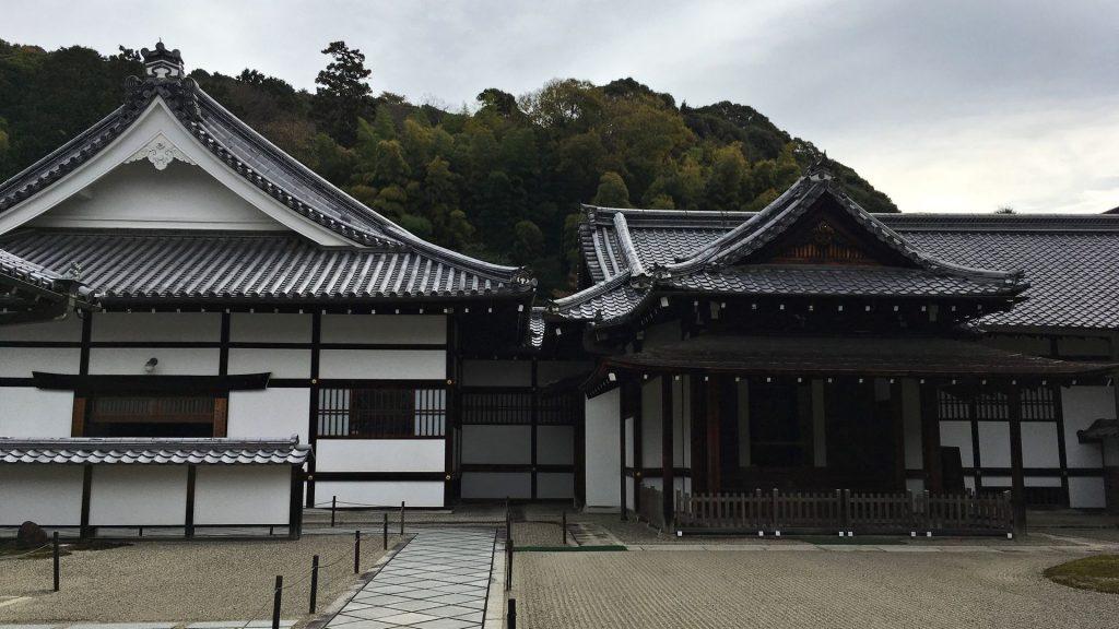 泉涌寺-御座所