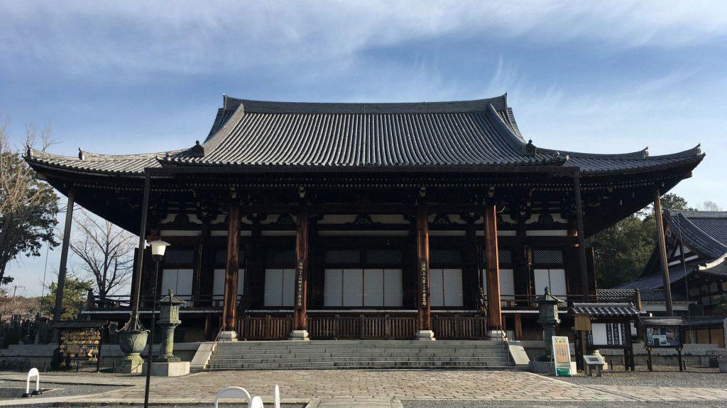 金戒光明寺-御影堂