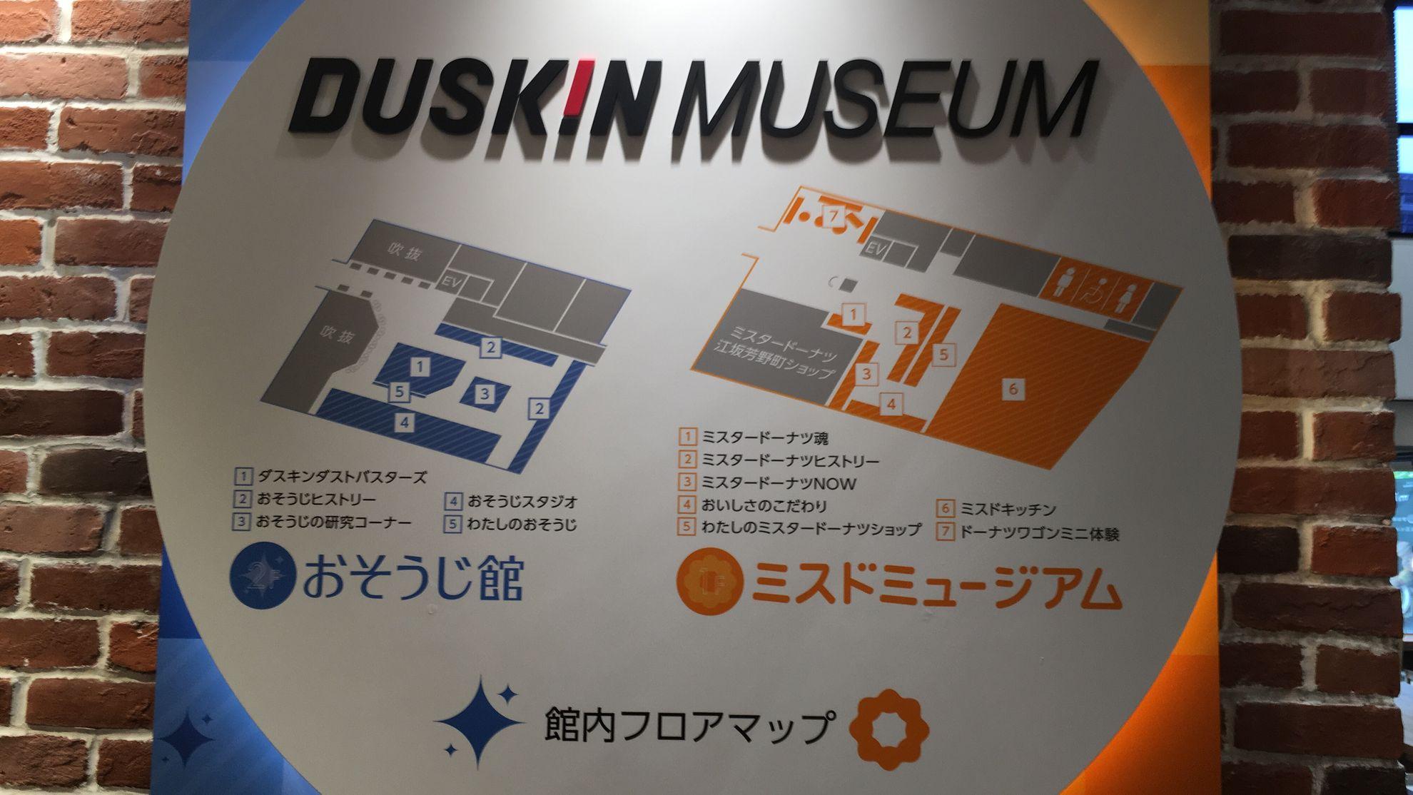 ダスキンミュージアムの施設概要
