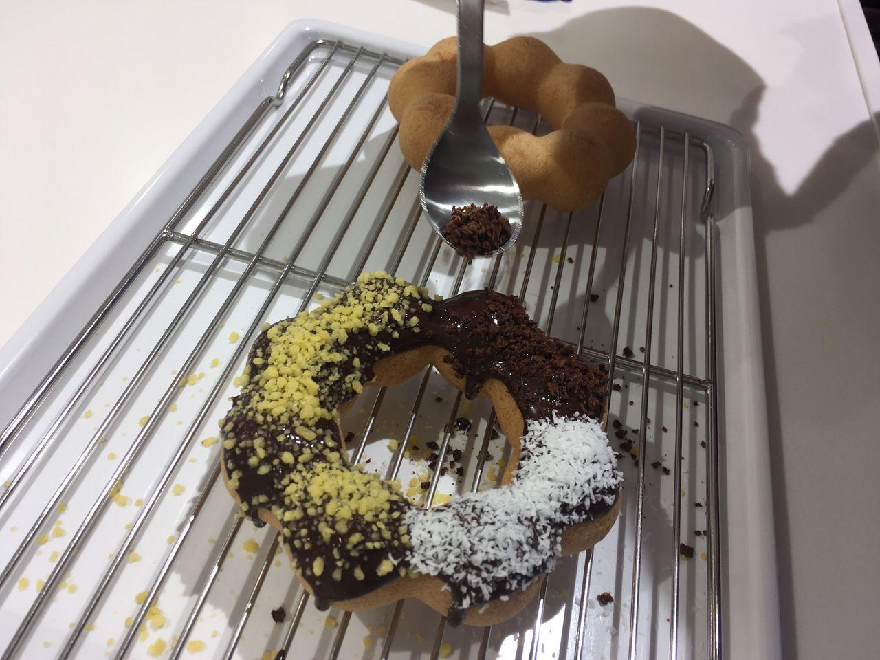 ドーナツ作り体験12