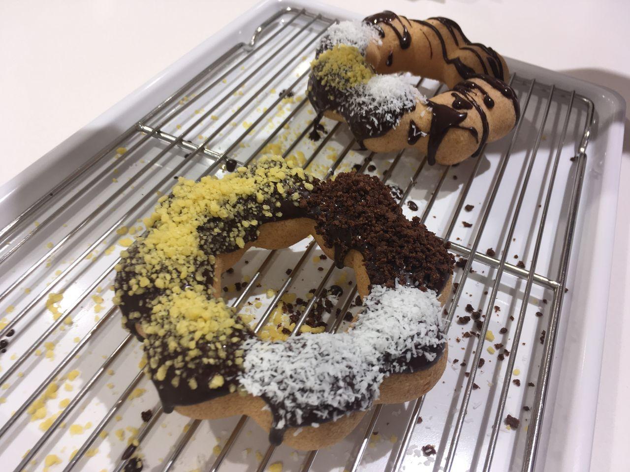 ドーナツ作り体験13