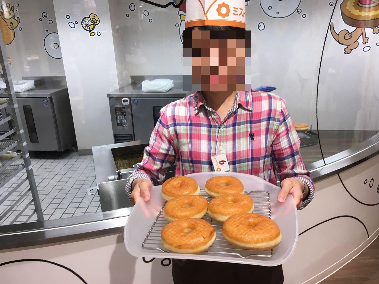 ドーナツ作り体験21