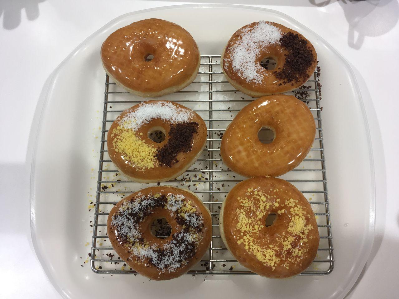 ドーナツ作り体験24