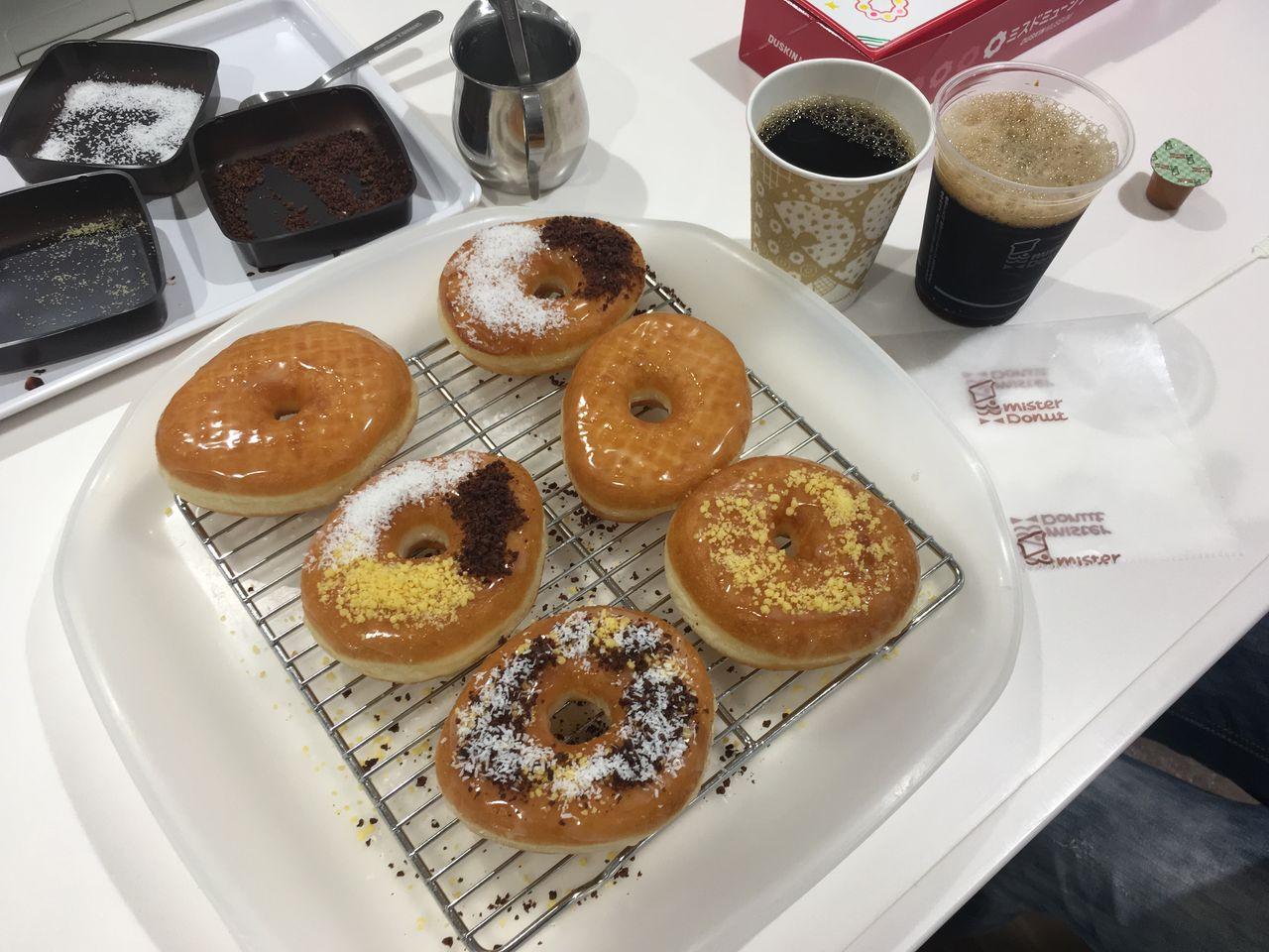 ドーナツ作り体験26