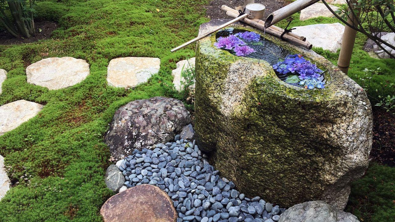正寿院の客殿の庭園03