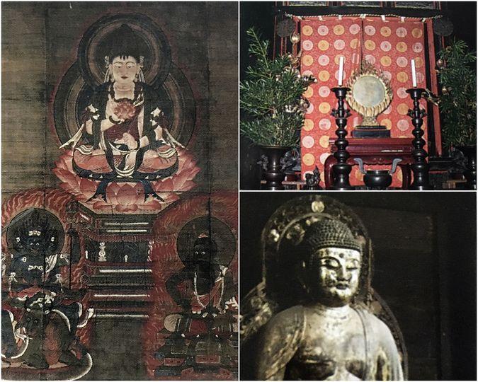 長寿寺の仏像