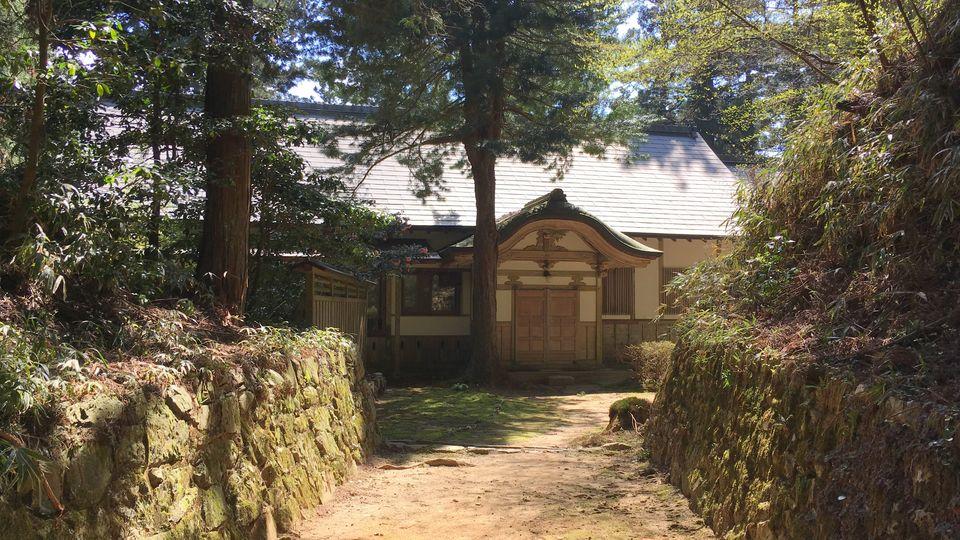 比叡山延暦寺の西塔政所