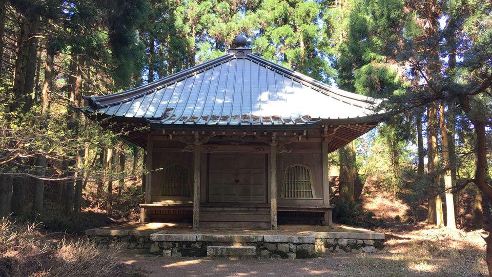 比叡山延暦寺の恵亮堂