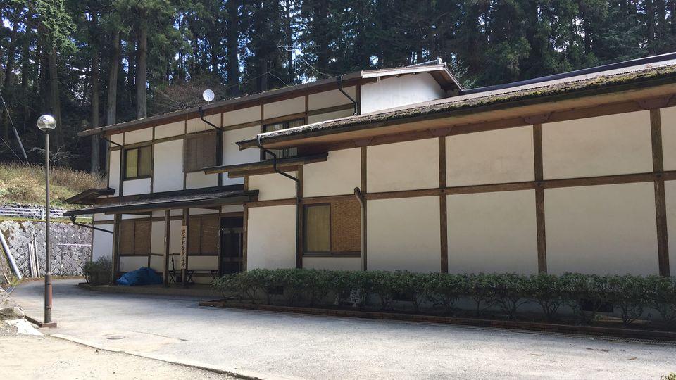 比叡山延暦寺の居士林