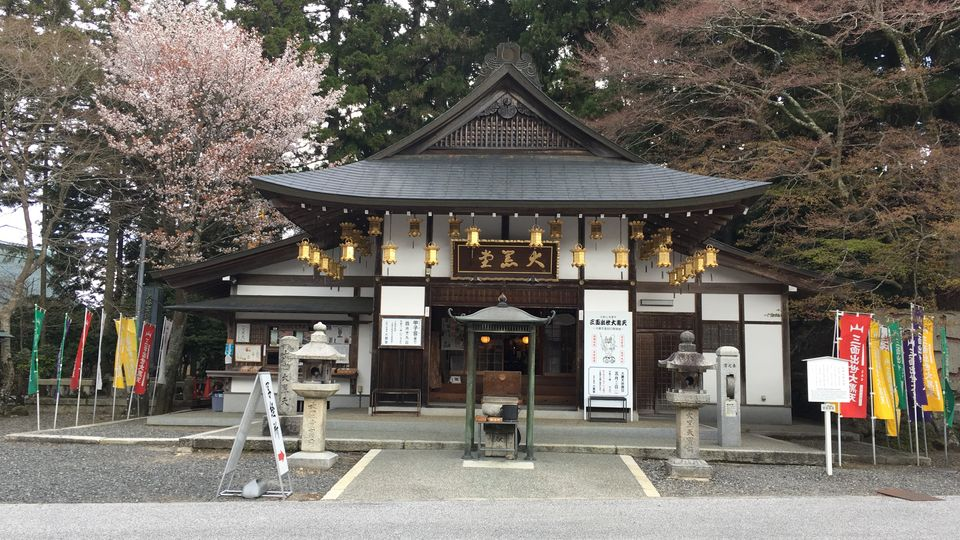比叡山延暦寺の大黒堂