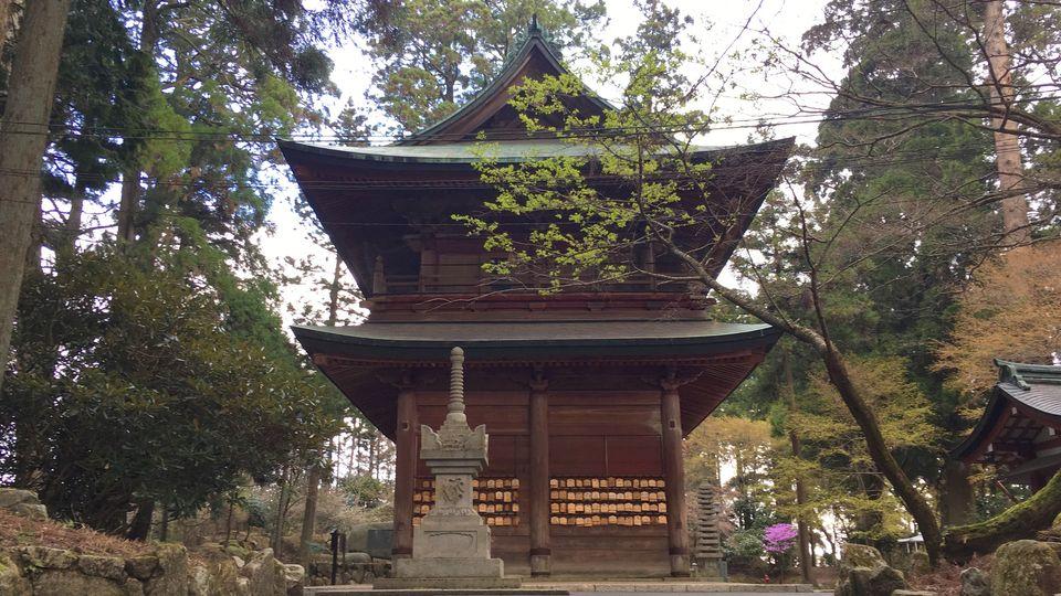 比叡山延暦寺の文殊楼