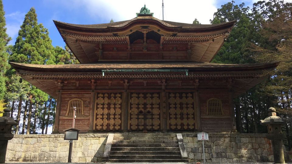 比叡山延暦寺の戒壇院