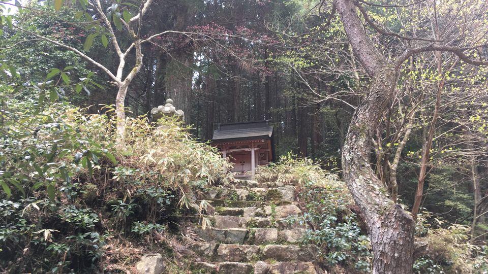 比叡山延暦寺の赤山宮
