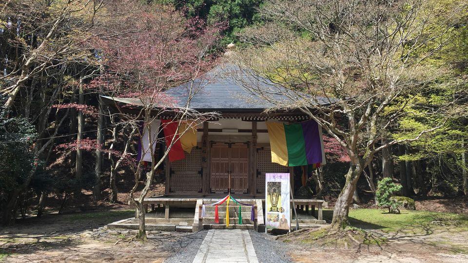 比叡山延暦寺の恵心堂