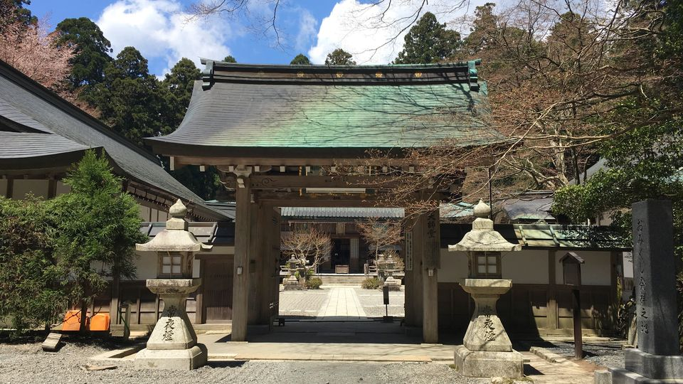 比叡山延暦寺の四季講堂/元三大師堂