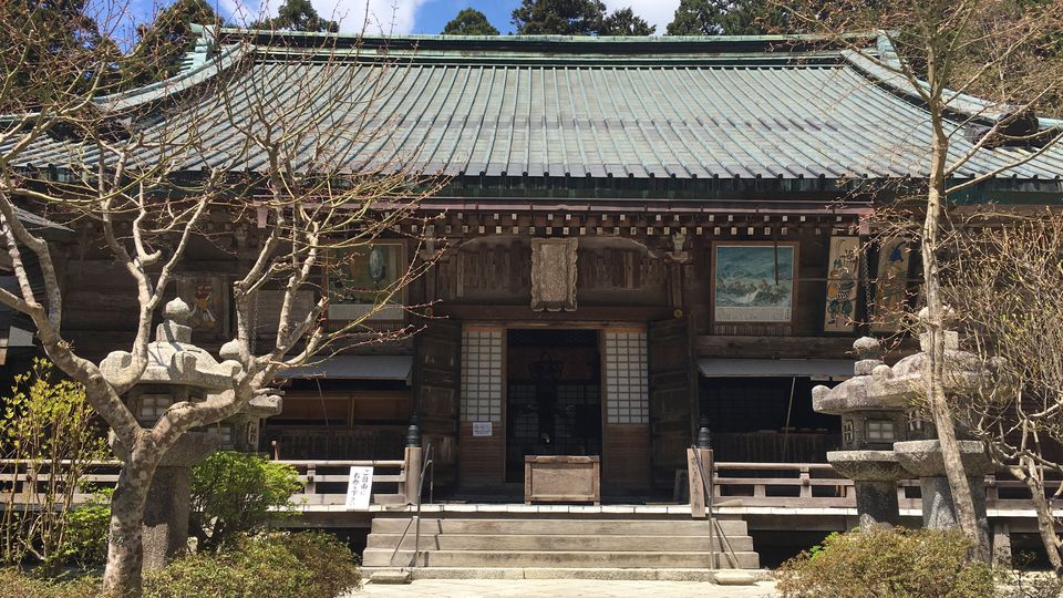 比叡山延暦寺の四季講堂