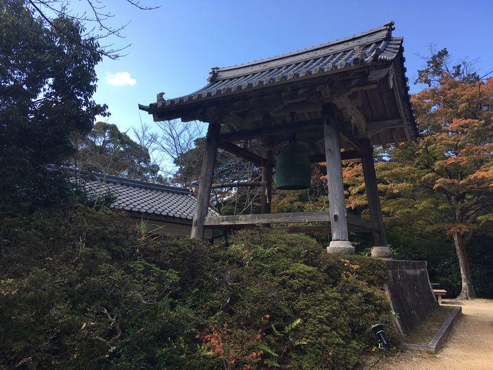 善水寺の鐘楼堂(Shoro-do of Zensui-ji)