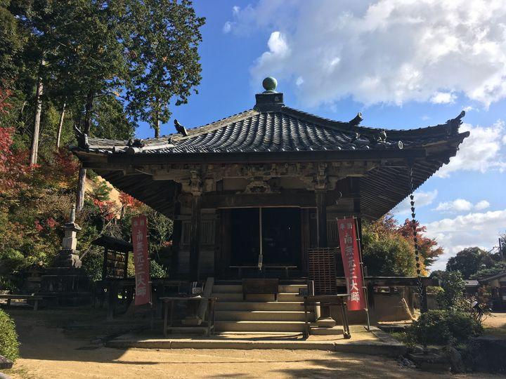 善水寺の元三大師堂(Ganzandaishi-do holl of Zensui-ji)