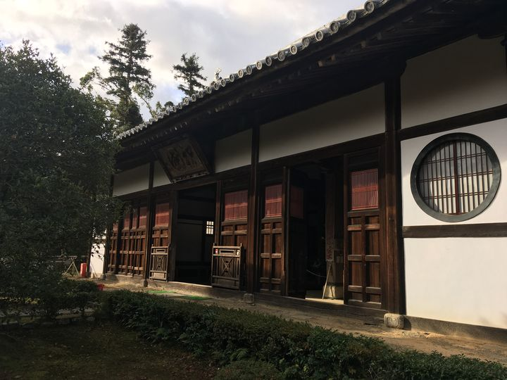 浄住寺の本堂(Hon-do hall of Joju-ji Temple)