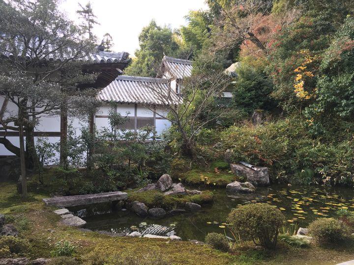 浄住寺の位牌堂・開山堂(Ihai-do hall / Kaizan-do hall of Joju-ji Temple)