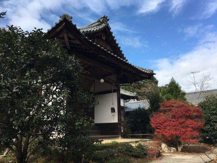 浄住寺の方丈(Hojo hall of Joju-ji Temple)