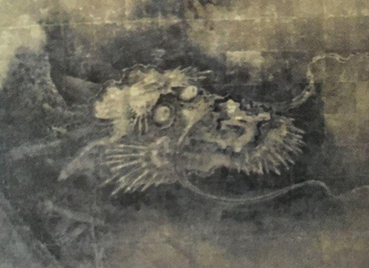 浄住寺の雲龍図(Unryu-zu of Joju-ji Temple)