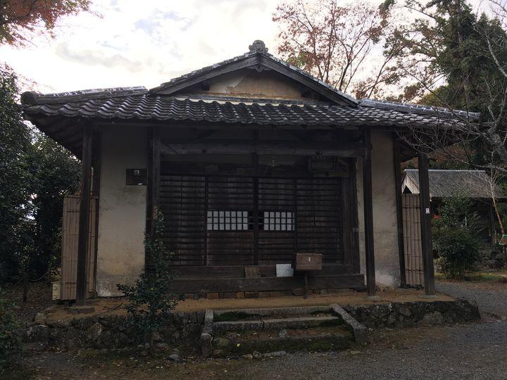 浄住寺の観音堂(Kannon-do hall of Joju-ji Temple)