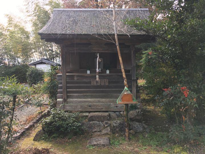 四宮社(Shinomiya-sha Shrine of Joju-ji Temple)