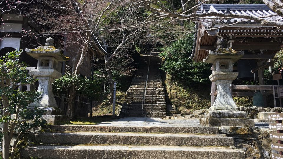 二尊院の境内(Precincts of Nison-in Temple)