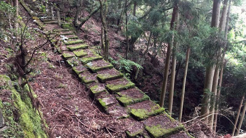 愛宕山のケーブルカー跡(Atago-jinja Shrine)