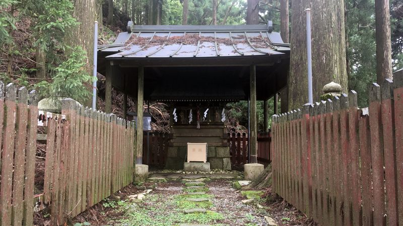 愛宕神社の白髭社(Shirahige-sha Shrine of Atago-jinja Shrine)
