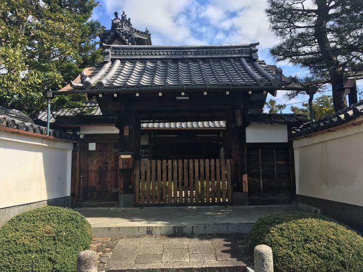 金臺寺/金台寺の山門(San-mon Gate of Kontai-ji Temple)
